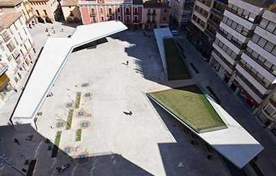 Plaza Mayor<br/>Vila-real